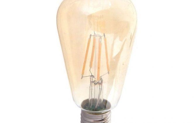 FILAMENT žiarovka so SAMSUNG čipom na rozdiel od iných typov dekoračných žiaroviek nevyžaruje UV žiarenie čo je bezpečnejšie 670x420 - FILAMENT žiarovka so SAMSUNG čipom - TEARDROP - E27, Teplá biela, 6W, 725lm