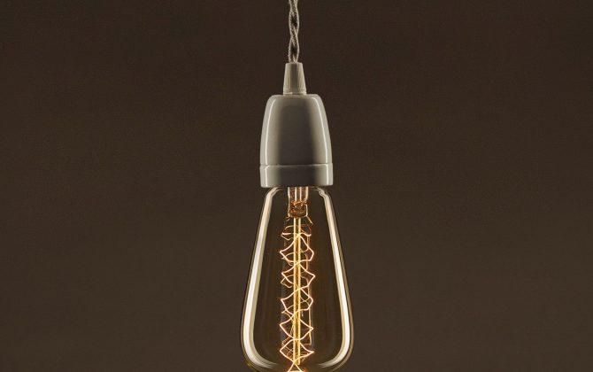 EDISON žiarovka SPIRAL TEARDROP E27 30W 60lm 2 670x420 - EDISON žiarovka – SPIRAL TEARDROP – E27, 30W, 60lm