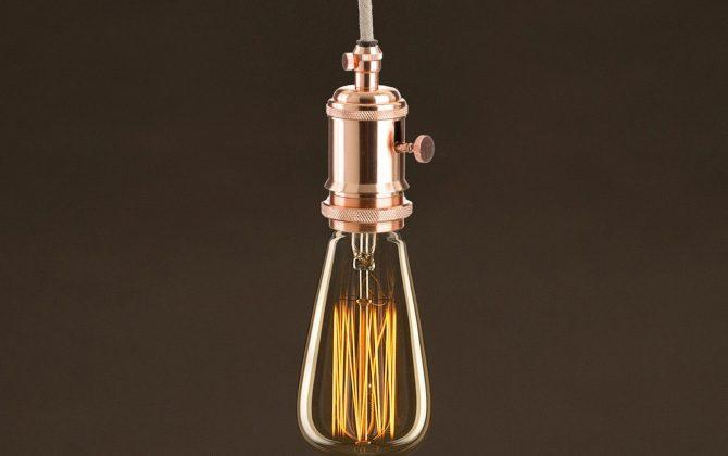 EDISON žiarovka TEARDROP E27 30W 60lm 1 670x420 - EDISON žiarovka – TEARDROP – E27, 30W, 60lm