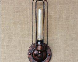 Historické-nástenné-svietidlo-s-rovnou-klietkou-v-bronzovej-farbe-5