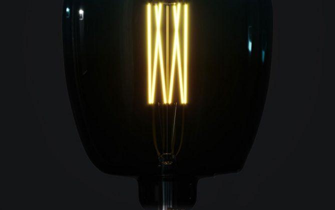 Farebná LED žiarovka DUSK BONA E27 4W 100lm Stmievateľná. 670x420 - Farebná LED žiarovka DUSK BONA - E27, 4W, 100lm, Stmievateľná