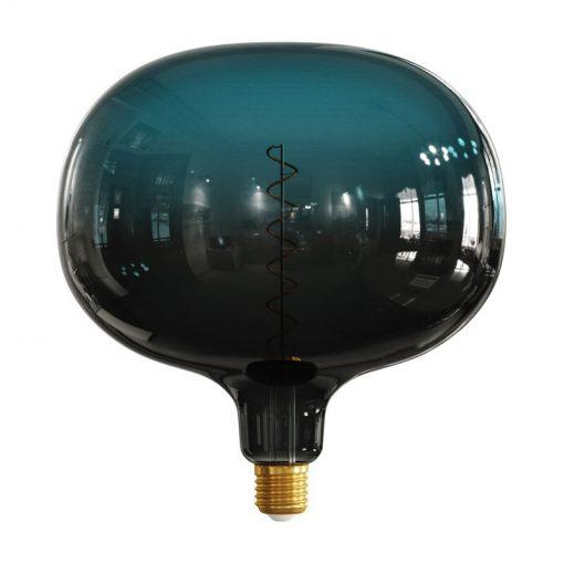 Farebná LED žiarovka DUSK COBBLE - E27, 4W, 100lm, Stmievateľná