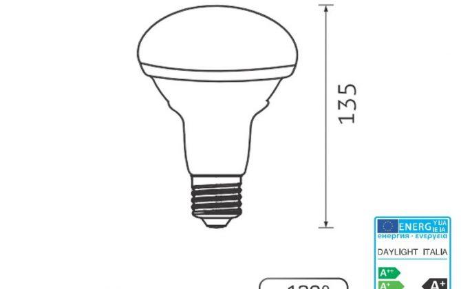 LED žiarovka pre kvitnutie rastlín. Táto LED technológia žiarovky je ideálna pre RAST akýchkoľvek rastlín kvitnúcich vo vnútri alebo vonku 670x420 - LED žiarovka pre rast rastlín 12W, E27, IP44