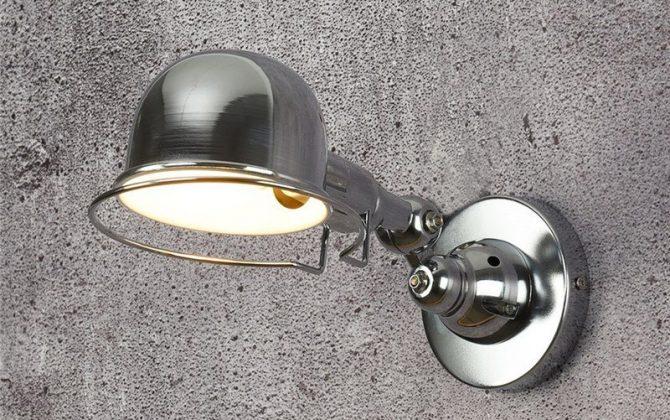 Retro nástenné svietidlo France na žiarovky E14 v striebornej farbe 670x420 - Retro nástenné svietidlo France na žiarovky E14 v striebornej farbe
