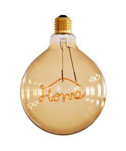 Edison Soft žiarovka pre závesné lampy, Home, E27, 250lm, 5W, Teplá biela, stmievateľná