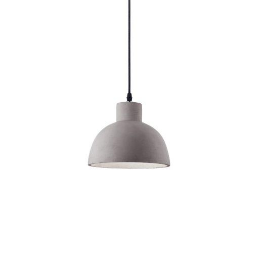 Betónové závesné svietidlo OIL-5 SP1 CEMENTO | Ideal Lux