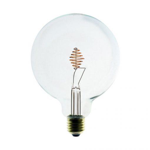 Beauty Eddy Led – patentovaná žiarovka – GLOBO 4.5W, E27, 430lm, Stmievateľná | Daylight Italia copy