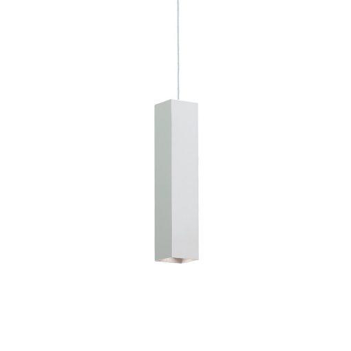 Moderné kuchynské závesné svietidlo SKY SP1 v bielej farbe | Ideal Lux
