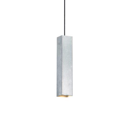 Moderné kuchynské závesné svietidlo SKY SP1 v striebornej farbe | Ideal Lux