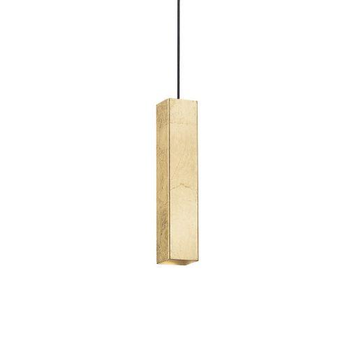Moderné kuchynské závesné svietidlo SKY SP1 v zlatej farbe | Ideal Lux