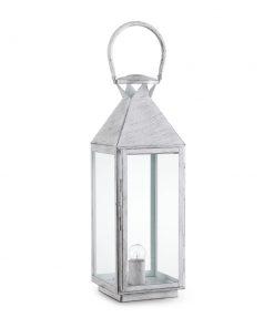Vintage stolová lampa MERMAID TL1 BIG v antickej bielej farbe | Ideal Lux