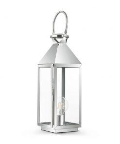 Vintage stolová lampa MERMAID TL1 BIG v chrómovej farbe