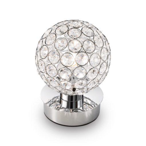 Stolná mini lampa ORION TL1 v chrómovej farbe   Ideal Lux