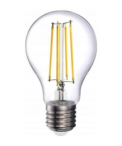 FILAMENT žiarovka - WATERDROP - E27, 12.5W, 1550lm, Teplá biela