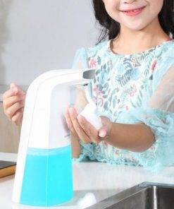 Automatický dávkovač dezinfekčného gélu a mydla s objemom 300 ml