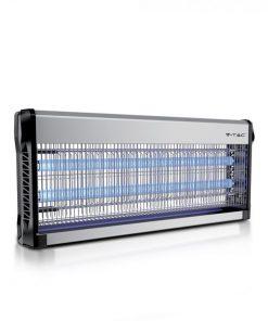 Elektrická lampa proti hmyzu, zabiják hmyzu, 2x20W