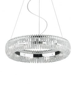 Sklenený luxusný luster QUASAR SP10 | Ideal Lux