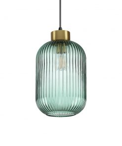 Sklenené svietidlo MINT-3 SP1 GREEN | Ideal Lux