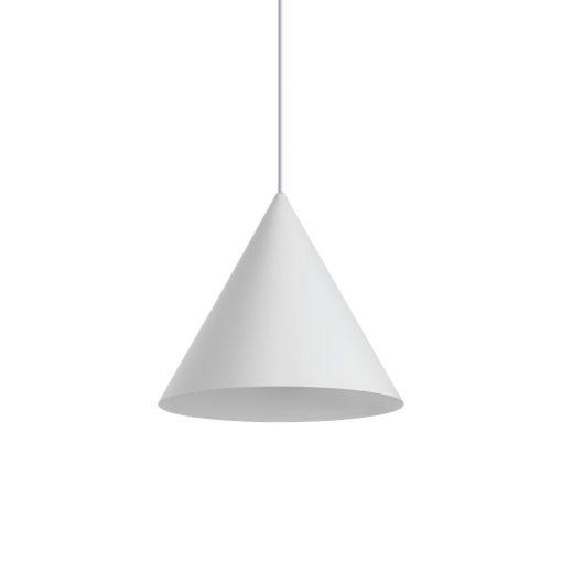 Svietidlo v modernom dizajne v bielej farbe A-LINE SP1 D30 | Ideal Lux