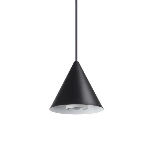 Svietidlo v modernom dizajne v čiernej farbe A-LINE SP1 D13   Ideal Lux