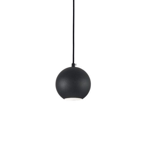 Závesné svietidlo v čiernej farbe MR JACK SP1 SMALL | Ideal Lux