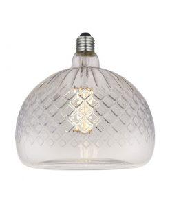 LED Filament kryštálová žiarovka BELLALUCE D190, E27, 10W, 2700K, 1000lm.