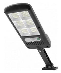 LED nástenné solárne svietidlo s pohybovým senzorom, 5W, IP65, 500lm.