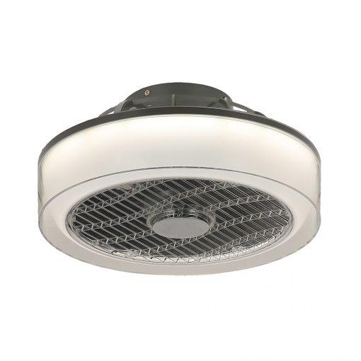 Stropné svietidlo s ventilátorom DALFON, 30W, 1500lm, diaľkové ovládanie