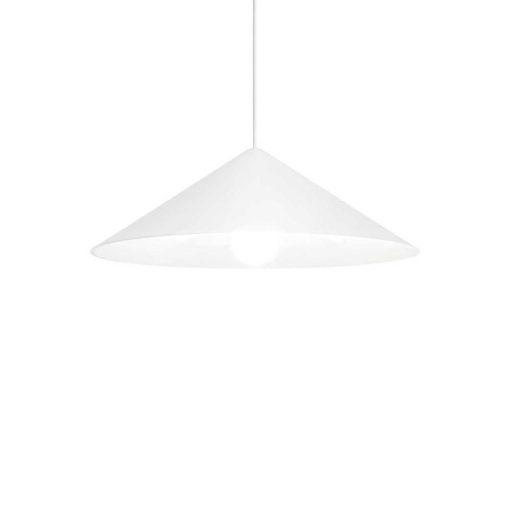 Svietidlo v modernom dizajne v bielej farbe CHILI-1 SP1   Ideal Lux