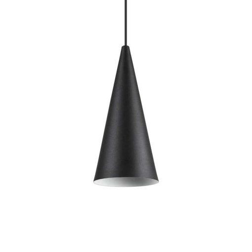 Svietidlo v modernom dizajne v čiernej farbe CHILI-3 SP2   Ideal Lux